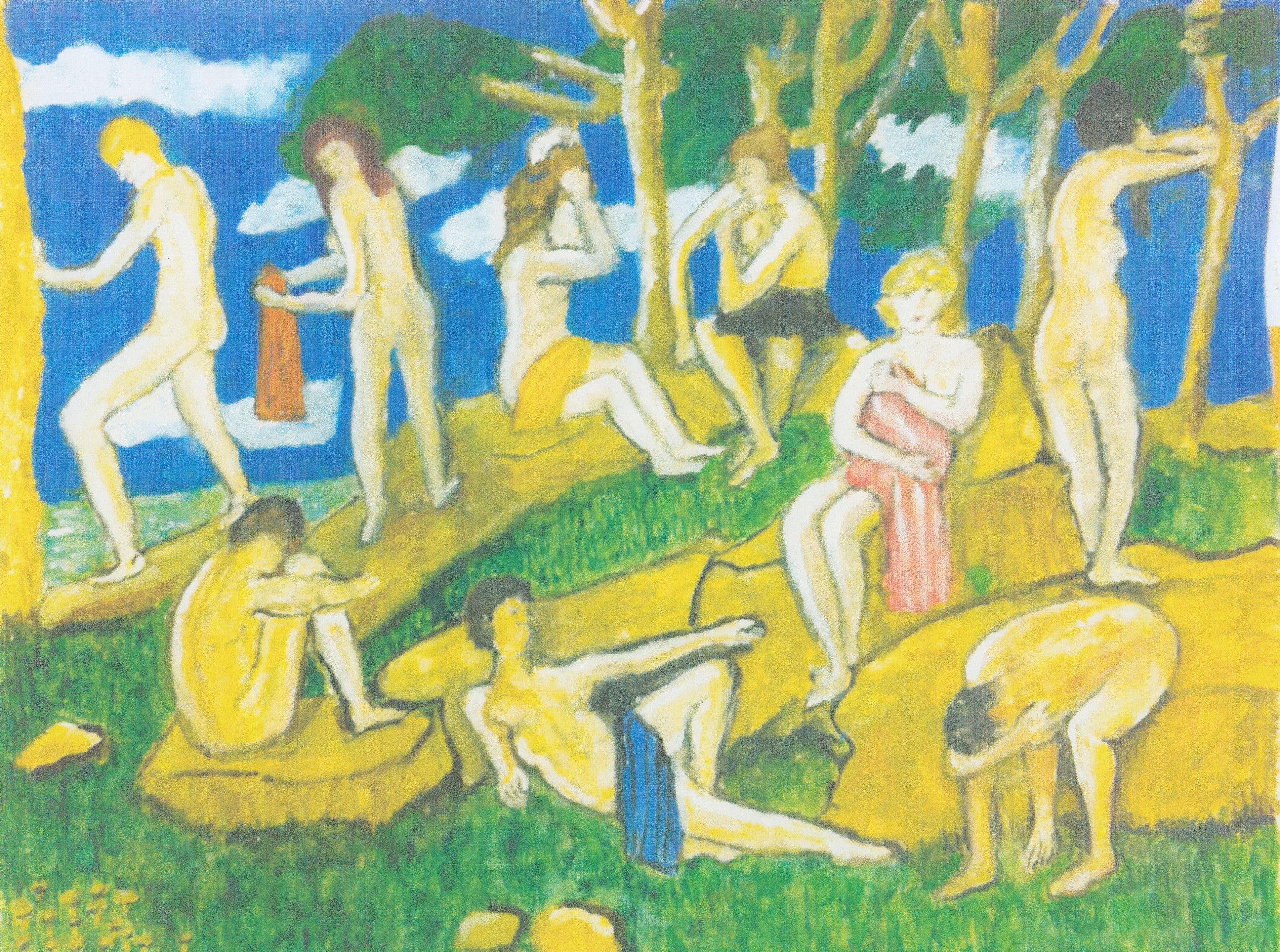 Nudist's Summer