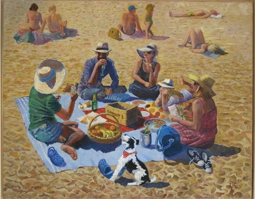 Picnic at Biarritz